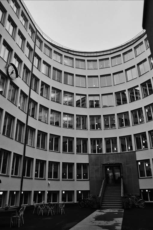 1931 oficinas de la seguridad social sigurd lewerentz for Oficinas seguridad social bizkaia