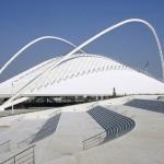 Màxima resposta estructural de cada element. Santiago Calatrava