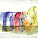 "Concepte de les ""7 ampolles de llum"". 1994"
