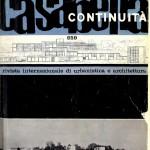 Portada del número 259 de Casabella-continuità (enero de 1962)