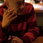 Mario Eskenazi. Fotografia: Alvar Gagarin