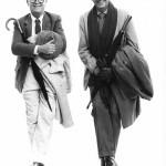 Alfonso Milá (1924-2009) y Federico Correa Retrat: Antoni Bernad