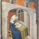 """Christine de Pizan, """"La ciudad de las damas"""", hacia 1411."""