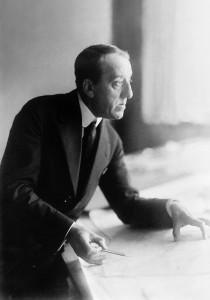 Henry Van de Velde en 1910