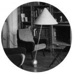 Llum de peu. Antoni de Moragas, 1957.