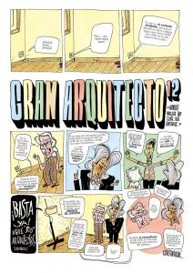 Gran Arquitecto 12: Aunque parezca hay gente que construye...