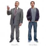 """Campanya publicitària d'Apple """"Get a Mac"""". 2006-2009."""