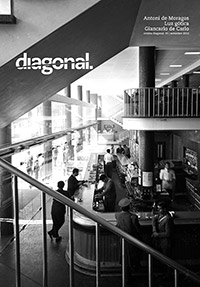 revista diagonal.35 - Cinema Liceo. Barcelona, 1961. Fotografia: Francesc Català-Roca. Fons Fotogràfic F. Català-Roca - Arxiu Fotogràfic de l'Arxiu Històric del Col·legi d'Arquitectes de Catalunya.