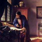 Fig.1 - Vermeer - De Geograaf