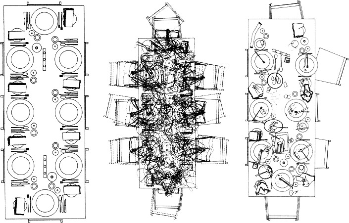 Wigglesworth Till Architects - The Meal 1997