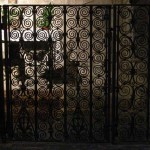Reixa de la Catedral de Jaca, Huesca. Fotografia de l'autora.