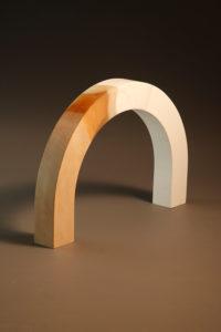 David Bestué - Transición de plástico a madera