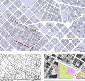 Afectacions urbanístiques de Camp de l'Arpa